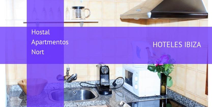 Hostal Apartmentos Nort barato