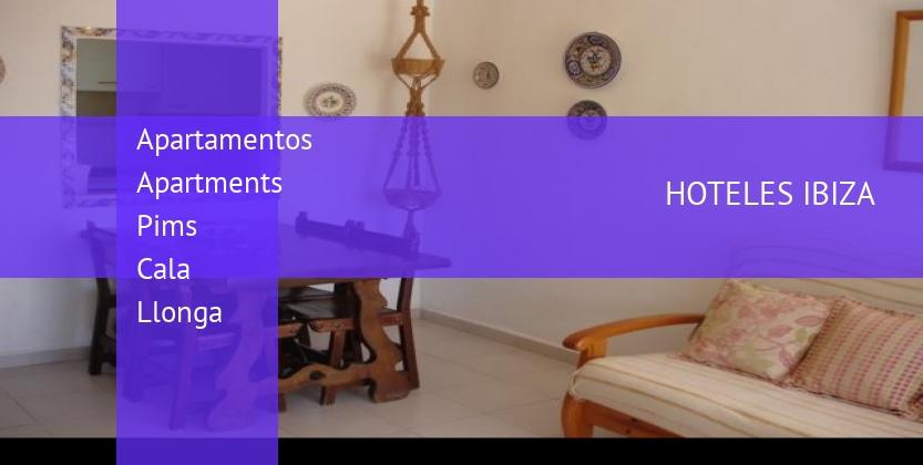 Apartamentos Apartments Pims Cala Llonga baratos