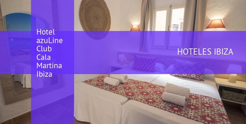 Hotel azuLine Club Cala Martina Ibiza baratos