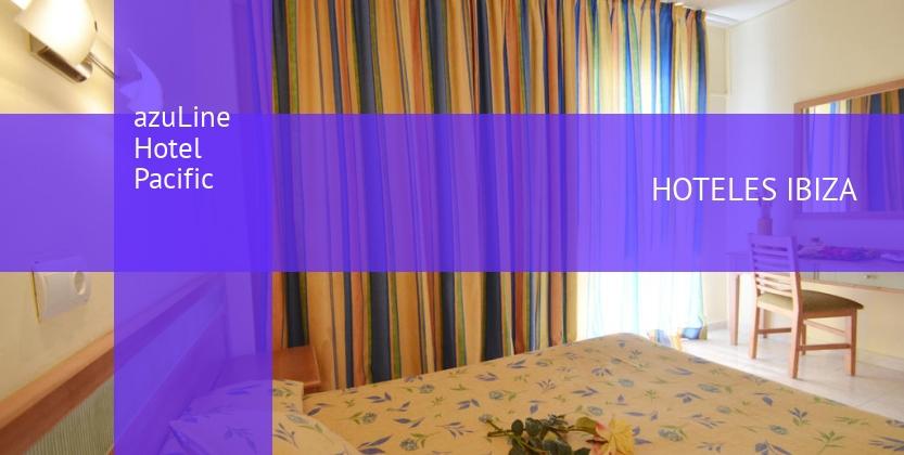 azuLine Hotel Pacific reverva