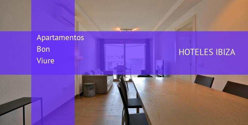 Apartamentos Bon Viure reservas