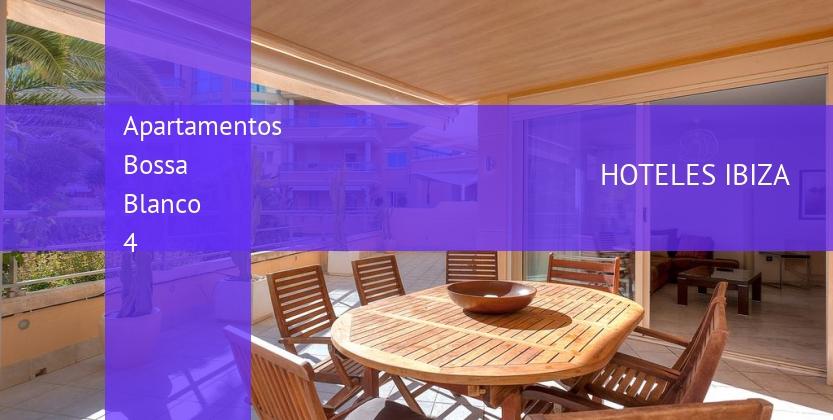 Apartamentos Bossa Blanco 4 reservas