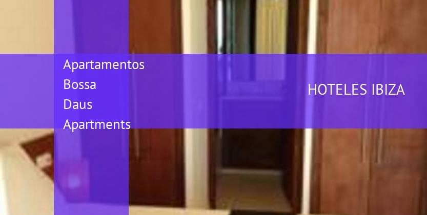 Apartamentos Bossa Daus Apartments barato