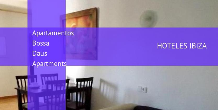Apartamentos Bossa Daus Apartments reverva