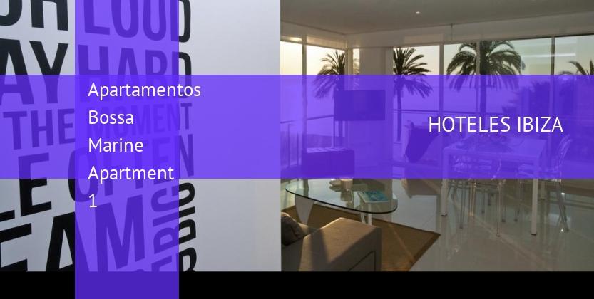 Apartamentos Bossa Marine Apartment 1 baratos