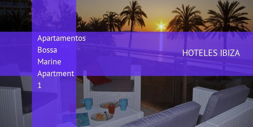 Apartamentos Bossa Marine Apartment 1