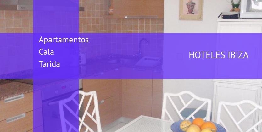 Apartamentos Cala Tarida baratos