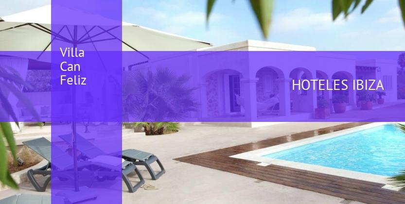 Villa Can Feliz