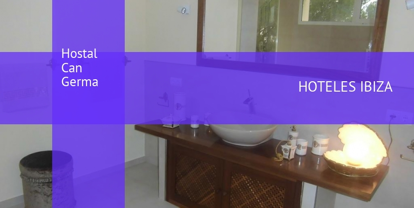 Hostal Can Germa booking