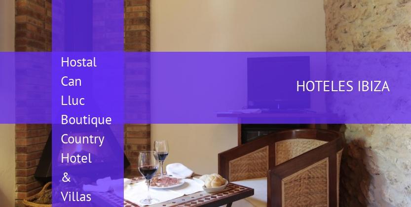 Hostal Can Lluc Boutique Country Hotel & Villas baratos