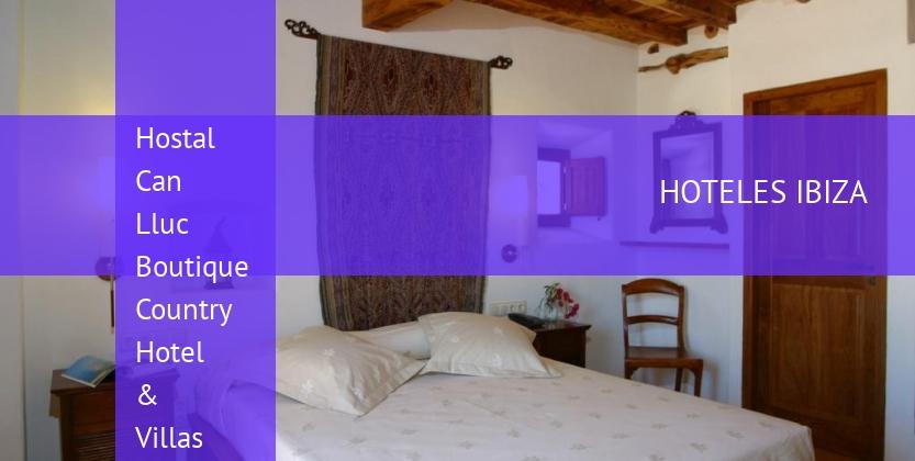 Hostal Can Lluc Boutique Country Hotel & Villas opiniones