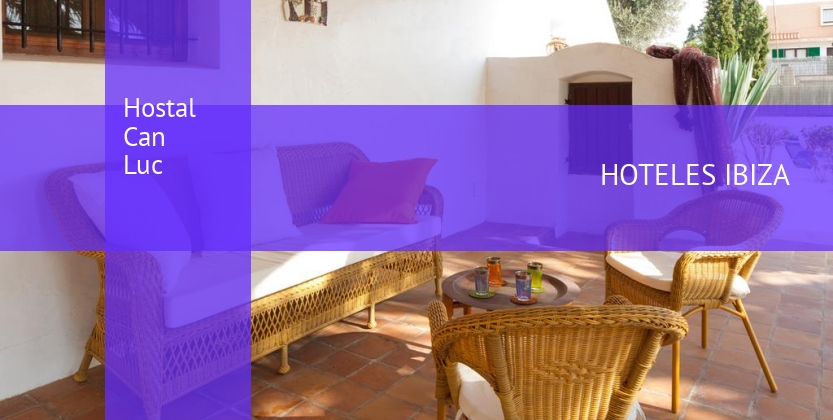 Hostal Can Luc booking