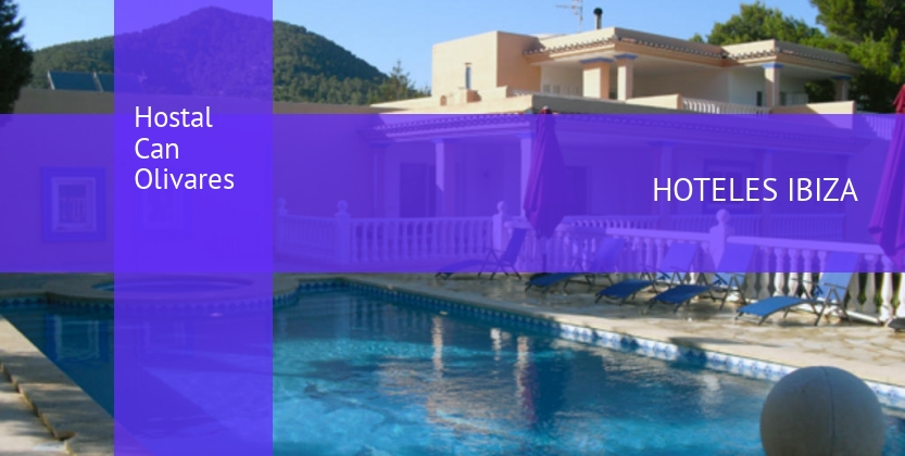 Hostal Can Olivares reverva