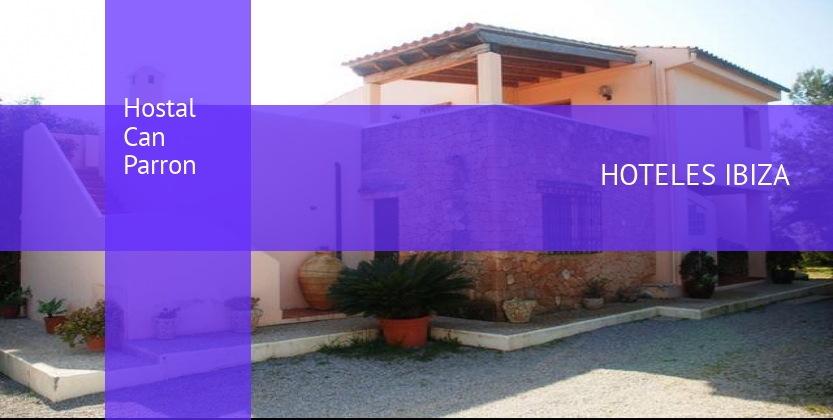 Hostal Can Parron booking