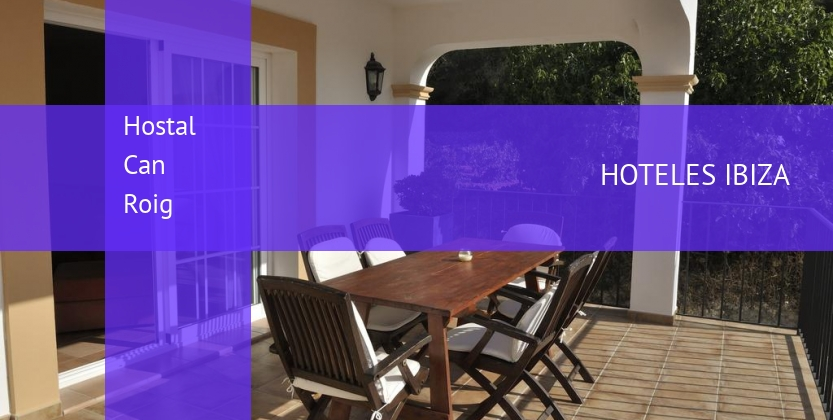 Hostal Can Roig booking