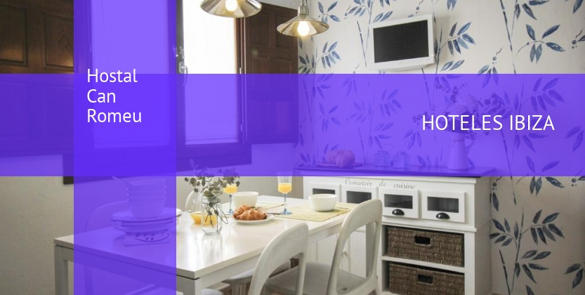 Hostal Can Romeu booking