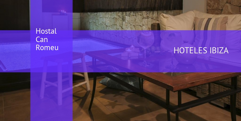 Hostal Can Romeu reverva