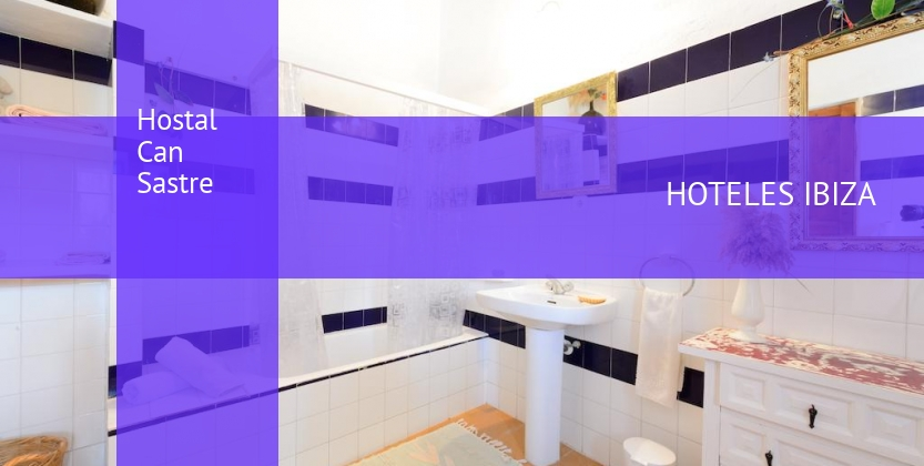 Hostal Can Sastre booking