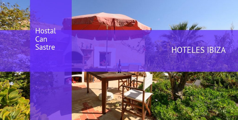 Hostal Can Sastre reverva
