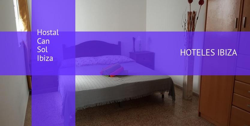 Hostal Can Sol Ibiza reverva