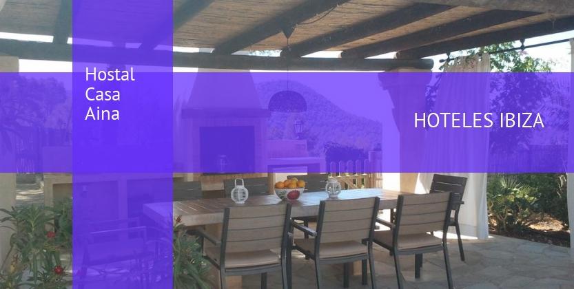 Hostal Casa Aina reservas