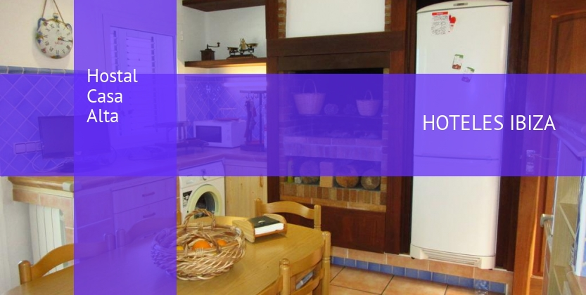 Hostal Casa Alta booking