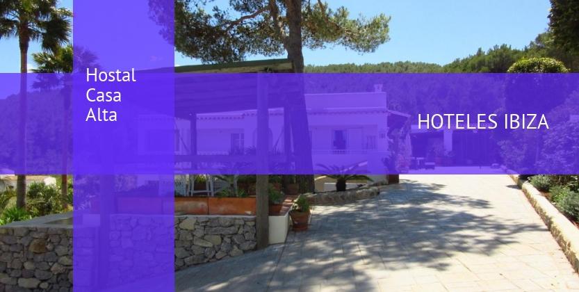 Hostal Casa Alta reservas