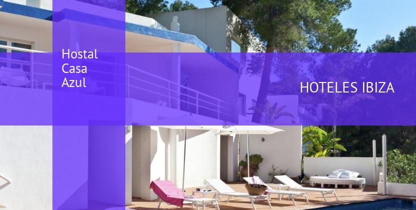 Hostal Casa Azul barato