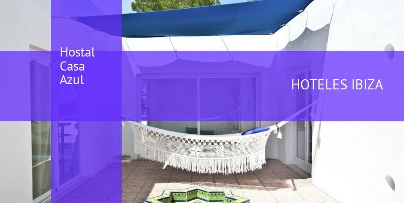 Hostal Casa Azul baratos