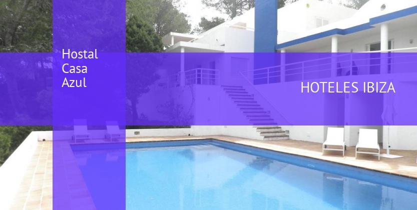 Hostal Casa Azul opiniones