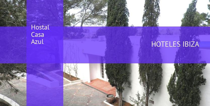 Hostal Casa Azul reservas