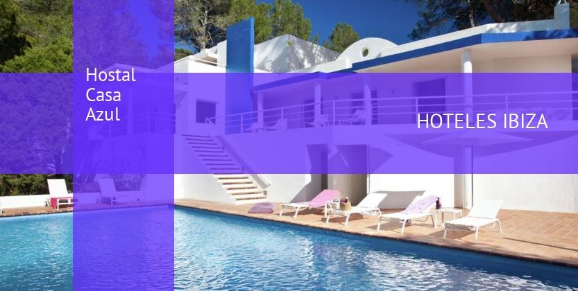Hostal Casa Azul reverva