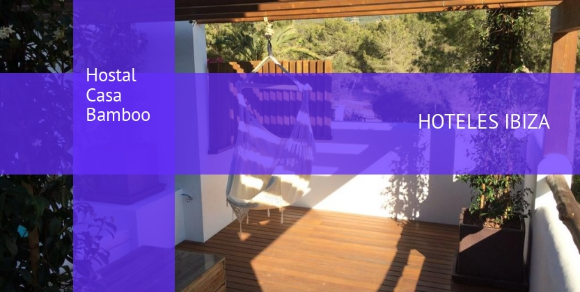 Hostal Casa Bamboo booking