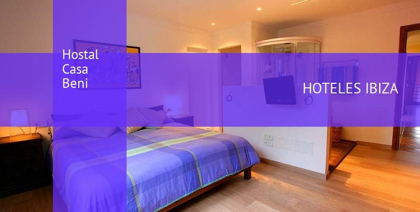 Hostal Casa Beni booking