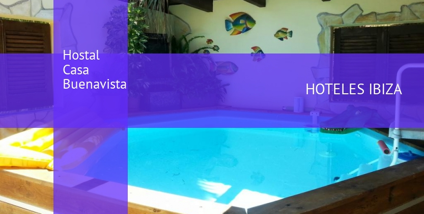 Hostal Casa Buenavista booking