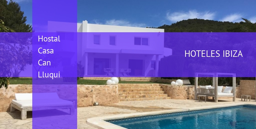 Hostal Casa Can Lluqui booking