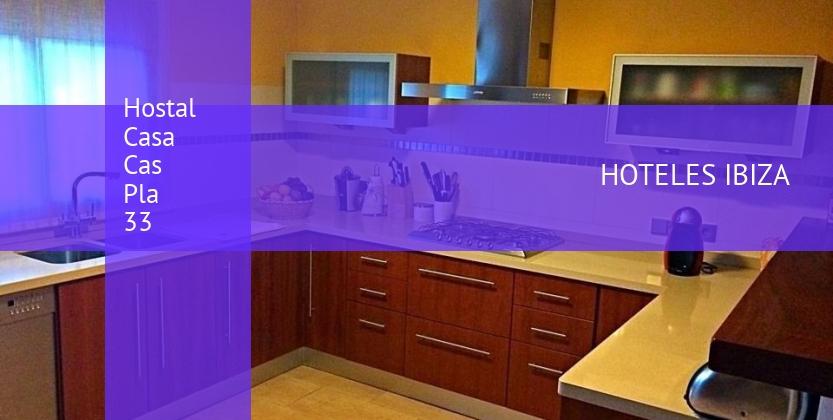 Hostal Casa Cas Pla 33 reverva