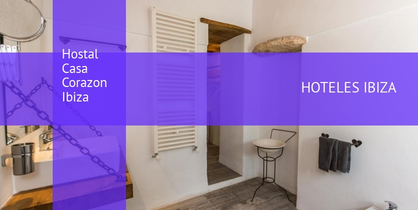Hostal Casa Corazon Ibiza booking