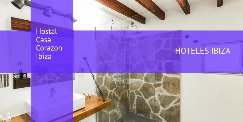 Hostal Casa Corazon Ibiza reservas