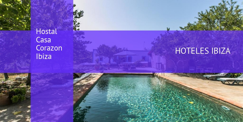 Hostal Casa Corazon Ibiza