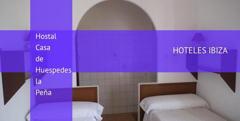 Hostal Casa de Huespedes la Peña barato