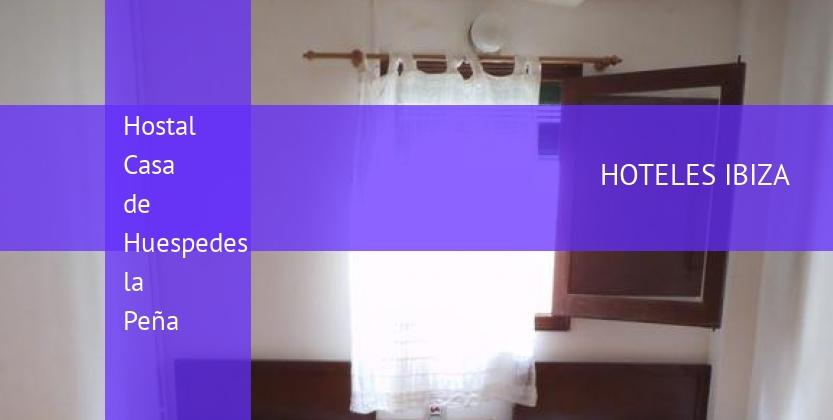 Hostal Casa de Huespedes la Peña booking