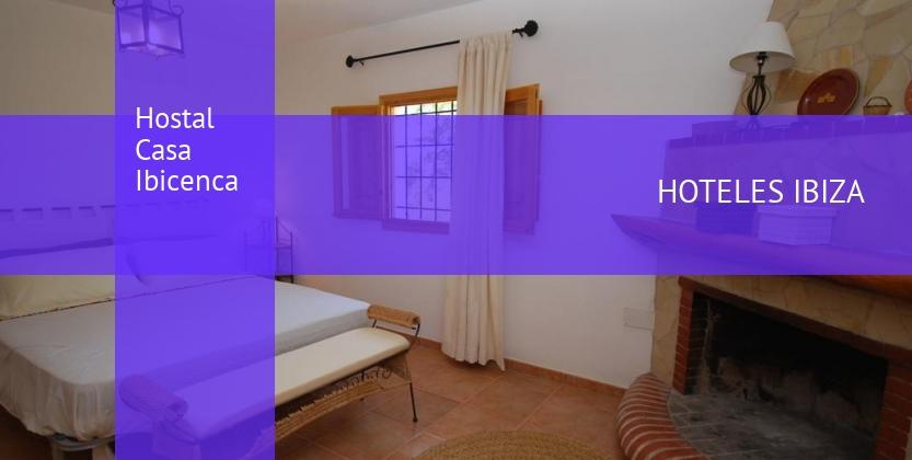 Hostal Casa Ibicenca barato
