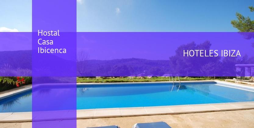 Hostal Casa Ibicenca booking