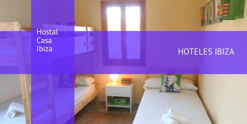 Hostal Casa Ibiza barato