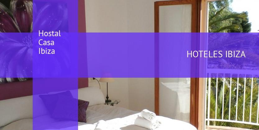 Hostal Casa Ibiza baratos