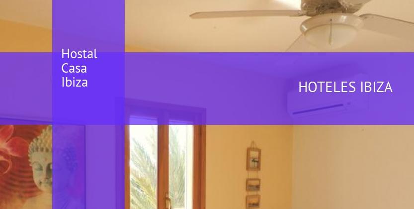 Hostal Casa Ibiza opiniones