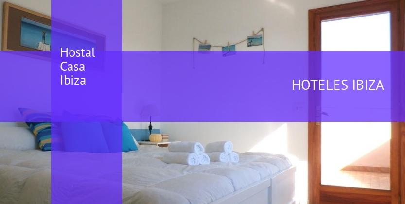 Hostal Casa Ibiza reverva