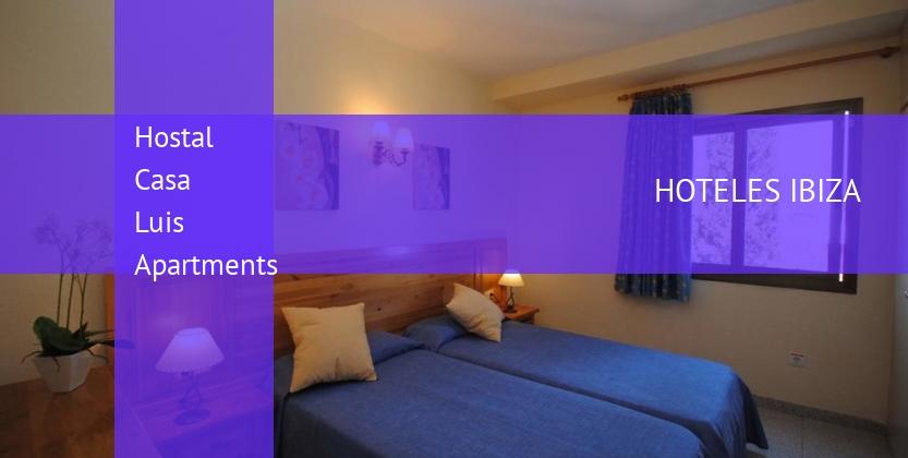 Hostal Casa Luis Apartments baratos