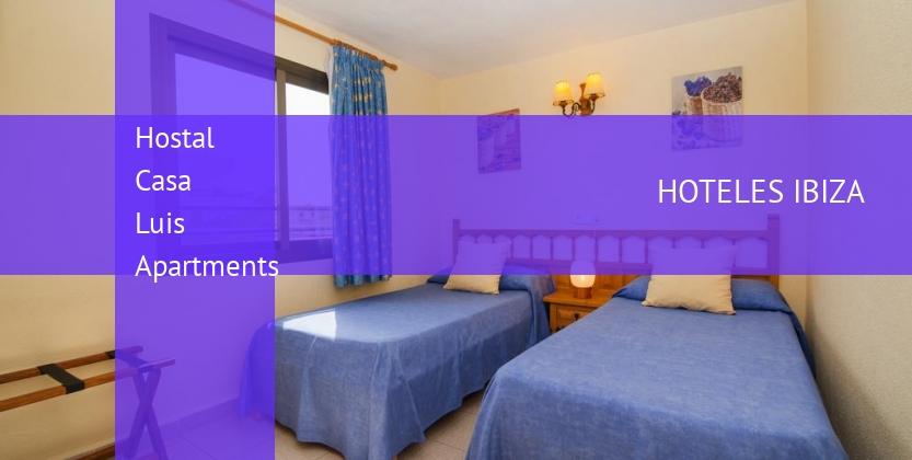 Hostal Casa Luis Apartments booking